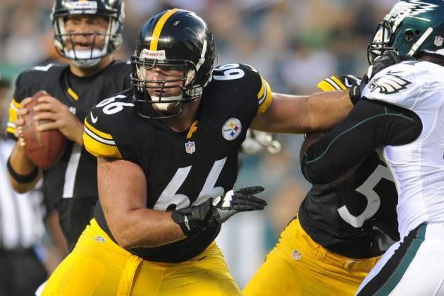 Pittsburgh Steelers: Rookie Progress Report Card Through 3 Games