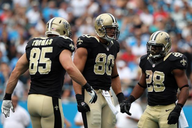New Orleans Saints: Top 5 Performers of September