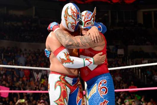 Rey Mysterio and Sin Cara: How Will WWE Get Them to a WrestleMania Showdown?