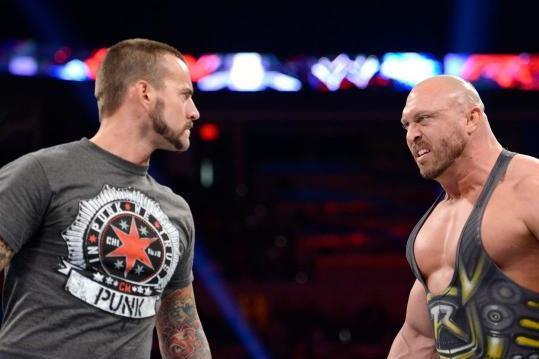 WWE Hell in a Cell 2012: 5 Better Backup Plans Than CM Punk vs. Ryback