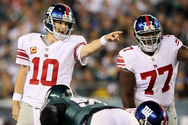 Grading New York Giants' Positional Units at 1st-Quarter Mark