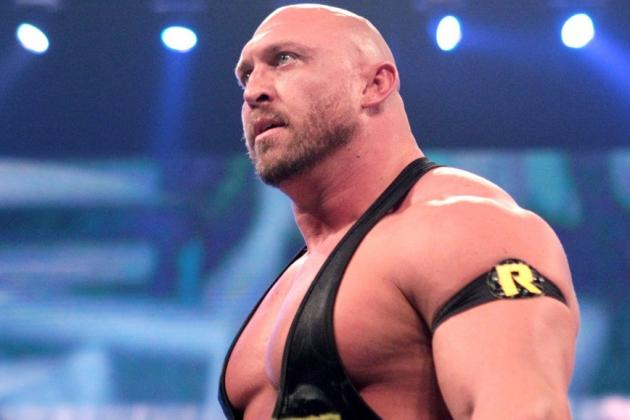 WWE: 5 Guys Ryback Should Feud with Before CM Punk