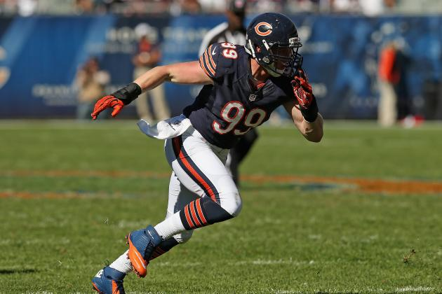 Chicago Bears: Rookie Progress Report Through First 4 Games
