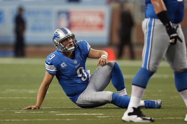 Detroit Lions: 1st-Quarter Grades for Every Position