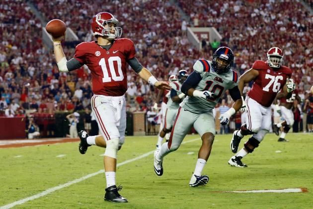College Football 2012: A Look at 6 Teams' Chances to Beat Alabama