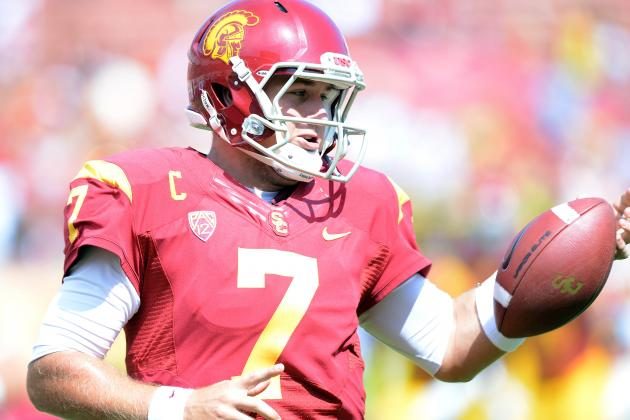 Power Ranking the Pac-12's Quarterbacks