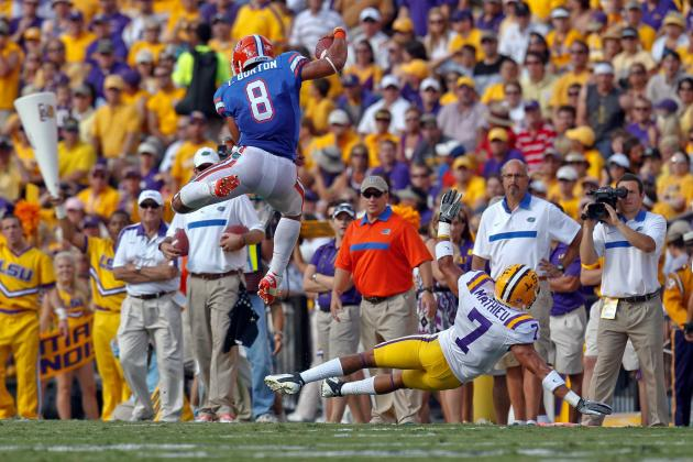 LSU vs. Florida: Complete Game Preview