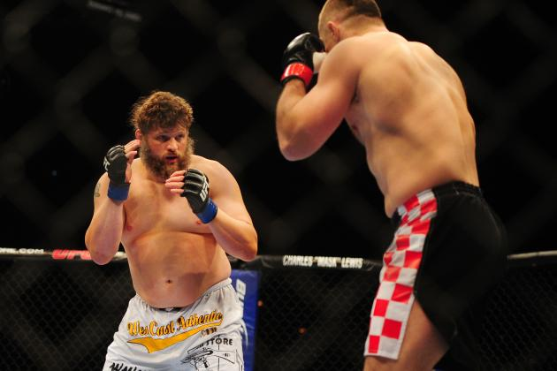 Roy Nelson and the Biggest Underachievers in UFC History
