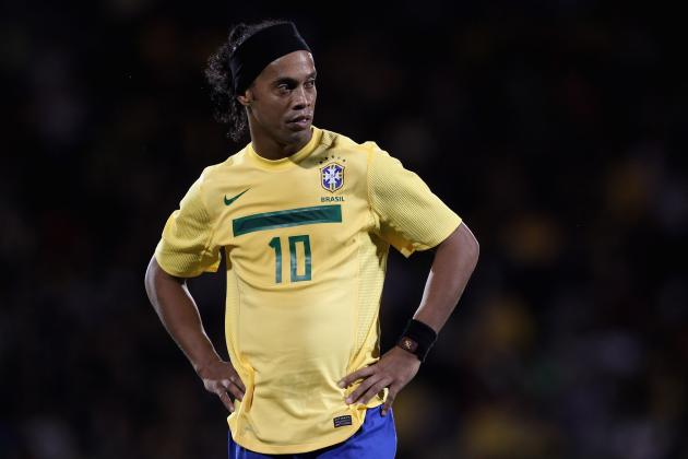 5 Biggest Reasons Ronaldinho Should Be a Part of Brazil's 2014 World Cup Squad