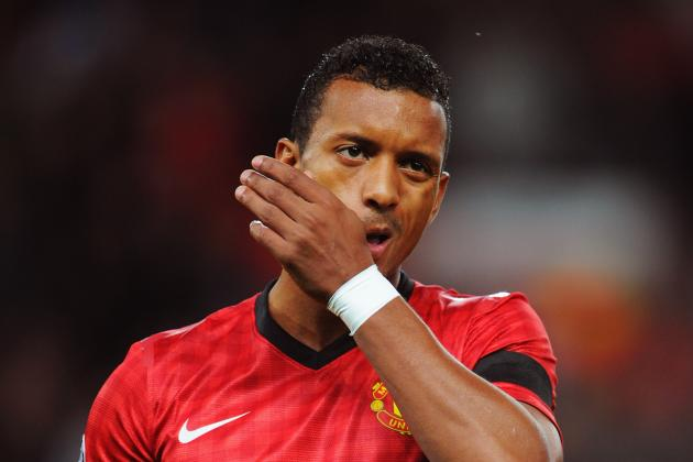 Manchester United: 5 Reasons Red Devils Shouldn't Sell Nani in 2013