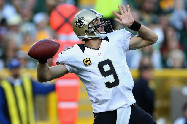 4 Records Drew Brees Should Own by the Time His Career Is Over