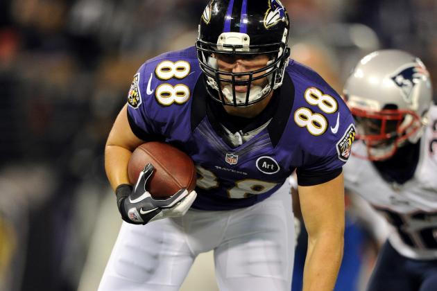 Fantasy Football: Dennis Pitta and 5 More Players to Stick with After Bad Week 4