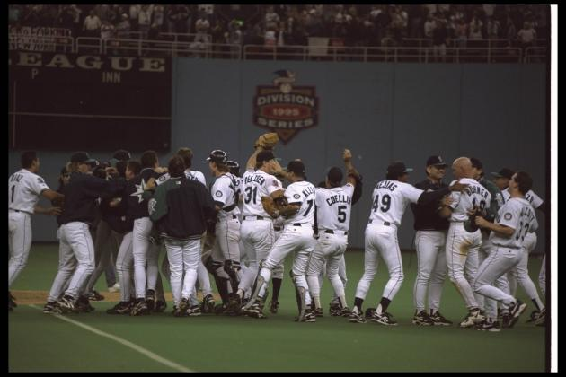 The 25 Greatest League Division Series Ever