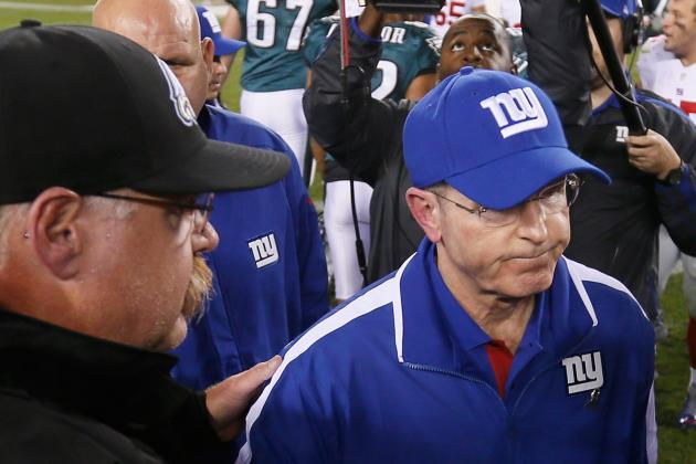 Giants vs. Eagles: How Poor Coaching Set Up a Crushing Loss for Big Blue
