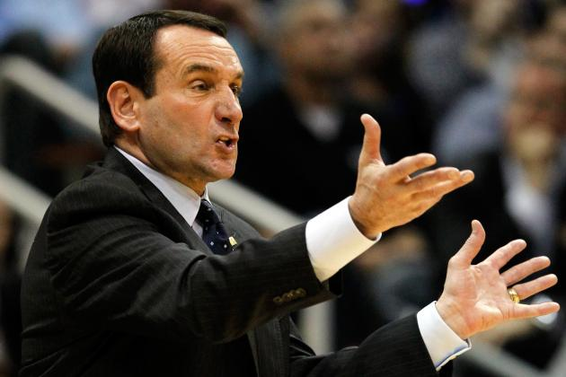 Are Coach K and Duke Basketball Losing Their Luster with Recruits?