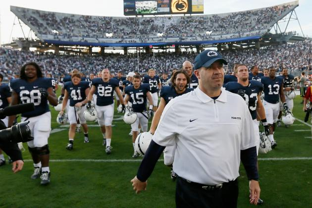 Penn State Football: Power Ranking 5 Top Recruits in Nittany Lions' 2013 Class