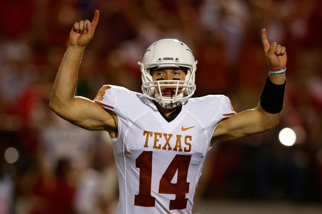 West Virginia Mountaineers vs. Texas Longhorns: Complete Game Preview