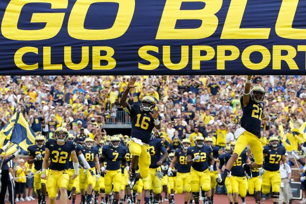 Michigan Wolverines vs. Purdue Boilermakers: Complete Game Preview
