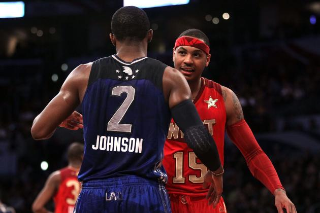 Carmelo Anthony vs. Joe Johnson: Who Is the Better NBA Player?
