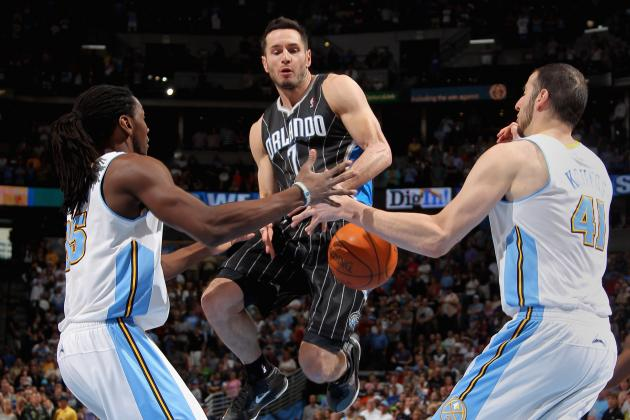 Orlando Magic: Top 10 Realistic Expectations for the in 2012-13