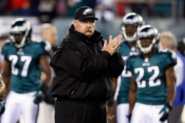 Philadelphia Eagles: Room for Improvement Remains