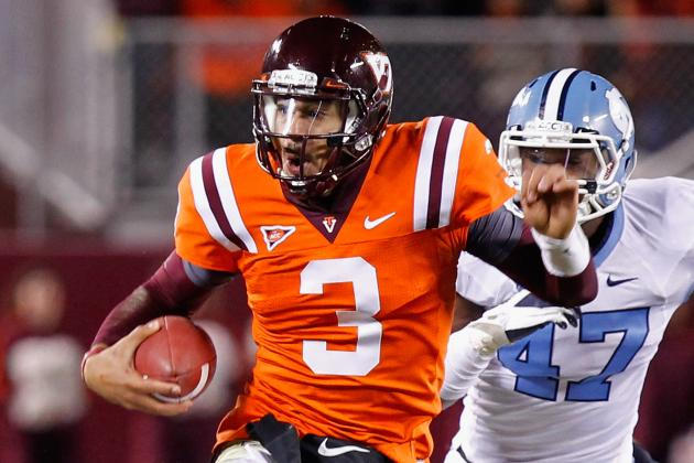 Virginia Tech vs. North Carolina: Complete Game Preview