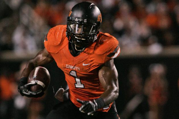 Oklahoma State Football: 10 Startling Statistics of the Team's Season so Far