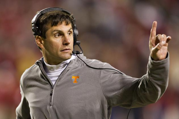Tennessee Football:  Ranking the 5 Biggest Changes Derek Dooley Needs to Make