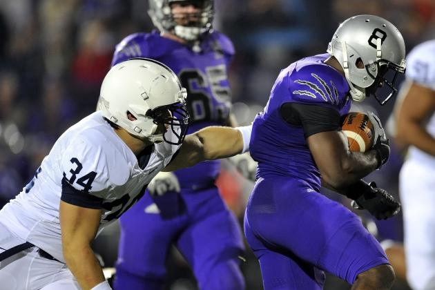 Northwestern vs. Penn State: Complete Game Preview