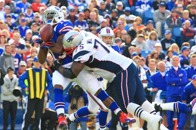 New England Patriots vs. Buffalo Bills: Grading Each Starter on the Pats Defense