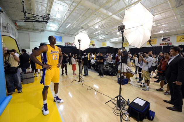 Biggest Concern for Every L.A. Lakers Starter Heading into 2012-13