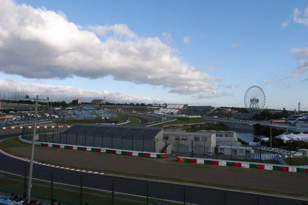 Formula 1: Japanese Grand Prix Preview