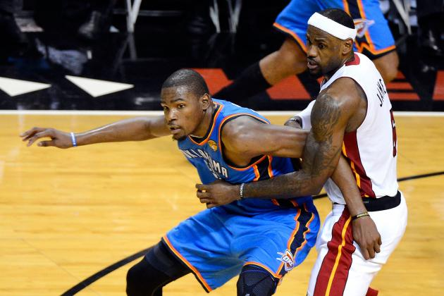 Handicapping the 2012-13 NBA MVP Field