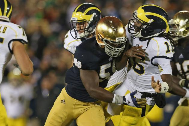 10 College Football Teams Desperate for a Win in Week 6