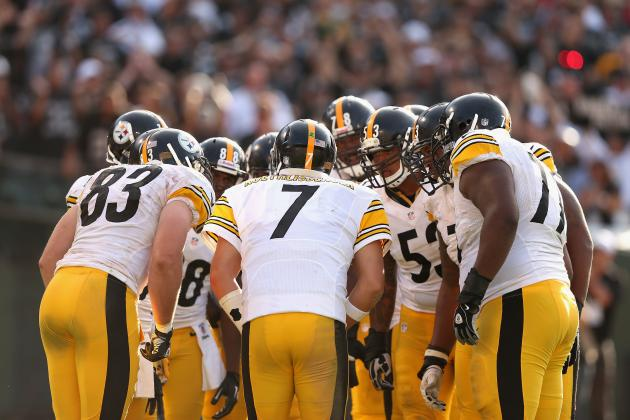 Pittsburgh Steelers Player Power Rankings Through First Quarter of Season