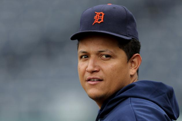 3 Reasons Detroit Tigers Slugger Miguel Cabrera Should Be AL MVP