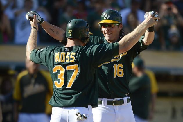 Oakland Athletics: Are the A's the Most Dangerous Team in the AL Playoffs?