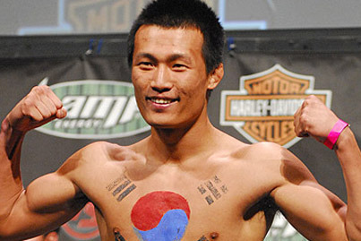 Best Asian MMA Prospect by Division