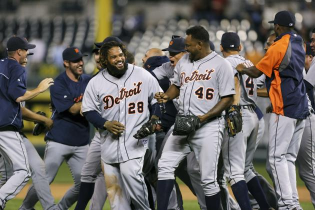 Previewing ALDS Matchup of Detroit Tigers vs. Oakland Athletics