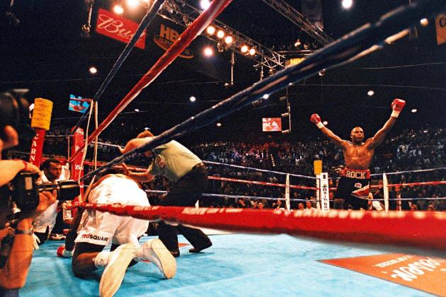 Boxing: The 20 Biggest Upsets in Recent History