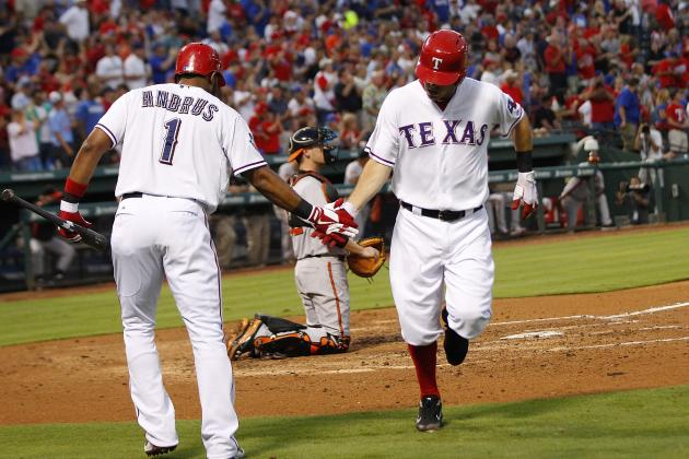 AL Wild-Card Game 2012: Orioles vs Rangers Lineups, Pitching Matchup Breakdown