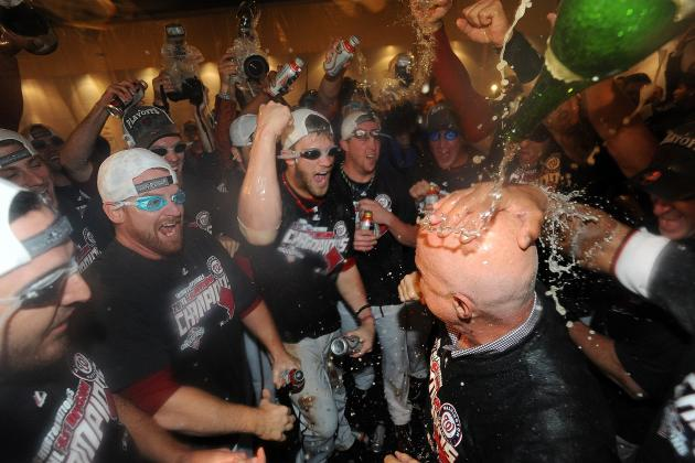 MLB Playoff Picture 2012: Each Team's World Series Chances Going in