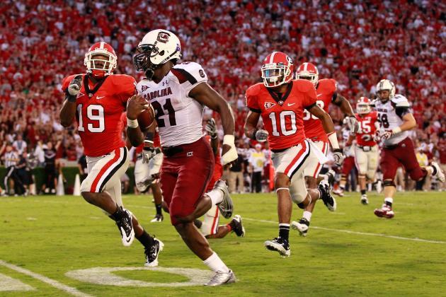 College Football Picks Week 6: Predicting the Weekend's Top Matchups