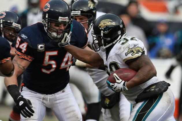 Brian Urlacher and 5 Chicago Bears Players to Watch in Week 5