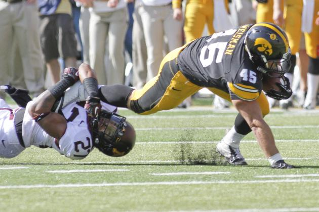 Iowa Football: Key Matchups When the Hawkeyes Play Michigan State