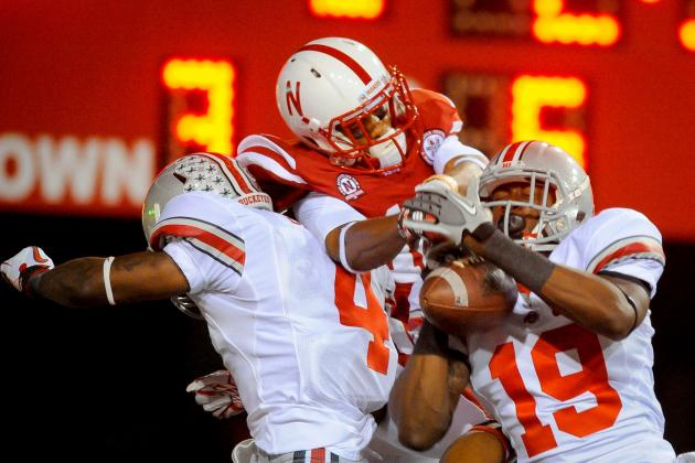 Nebraska vs. Ohio State: 5 Players to Watch in Big Ten Clash