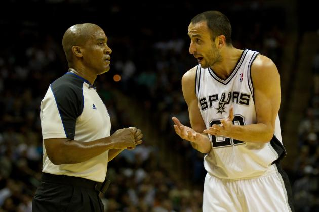 10 NBA Players Who Benefit from and Are Hurt by NBA's New Flopping Policy