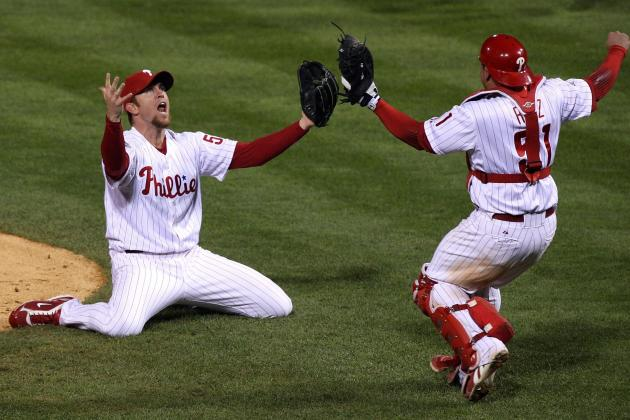 Picking the Philadelphia Phillies' All-Postseason Team