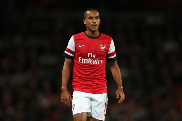 Arsenal FC: 5 Ways the Gunners and Theo Walcott Can Repair Their Relationship