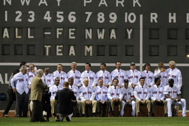 Voting for All-Fenway Red Sox Team: Did the Fans Get It Right?